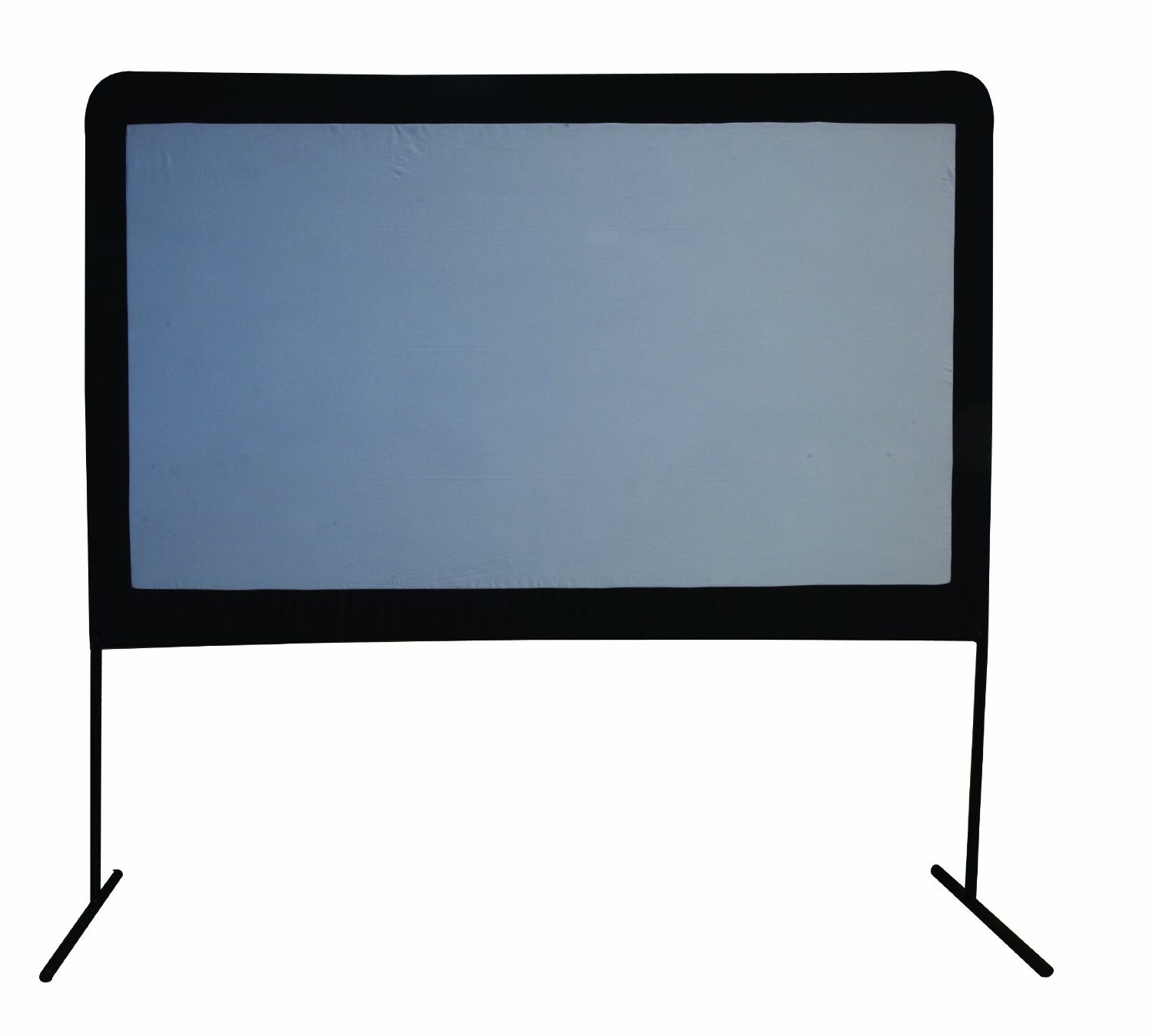 Large Portable Movie Screens : Best outdoor projector screen reviews and buyers guide