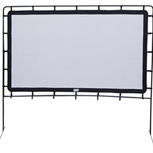 Camp Chef OS92L Portable Outdoor Movie Screen, 92-In