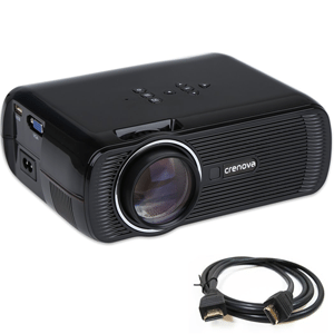 Crenova XPE460 LED Video Projector