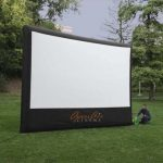 Open Air Cinema 16-feet Blow Up Movie Screen