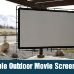Portable Outdoor Movie Screens