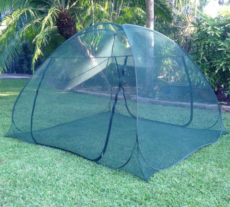 mosquito-net-dome