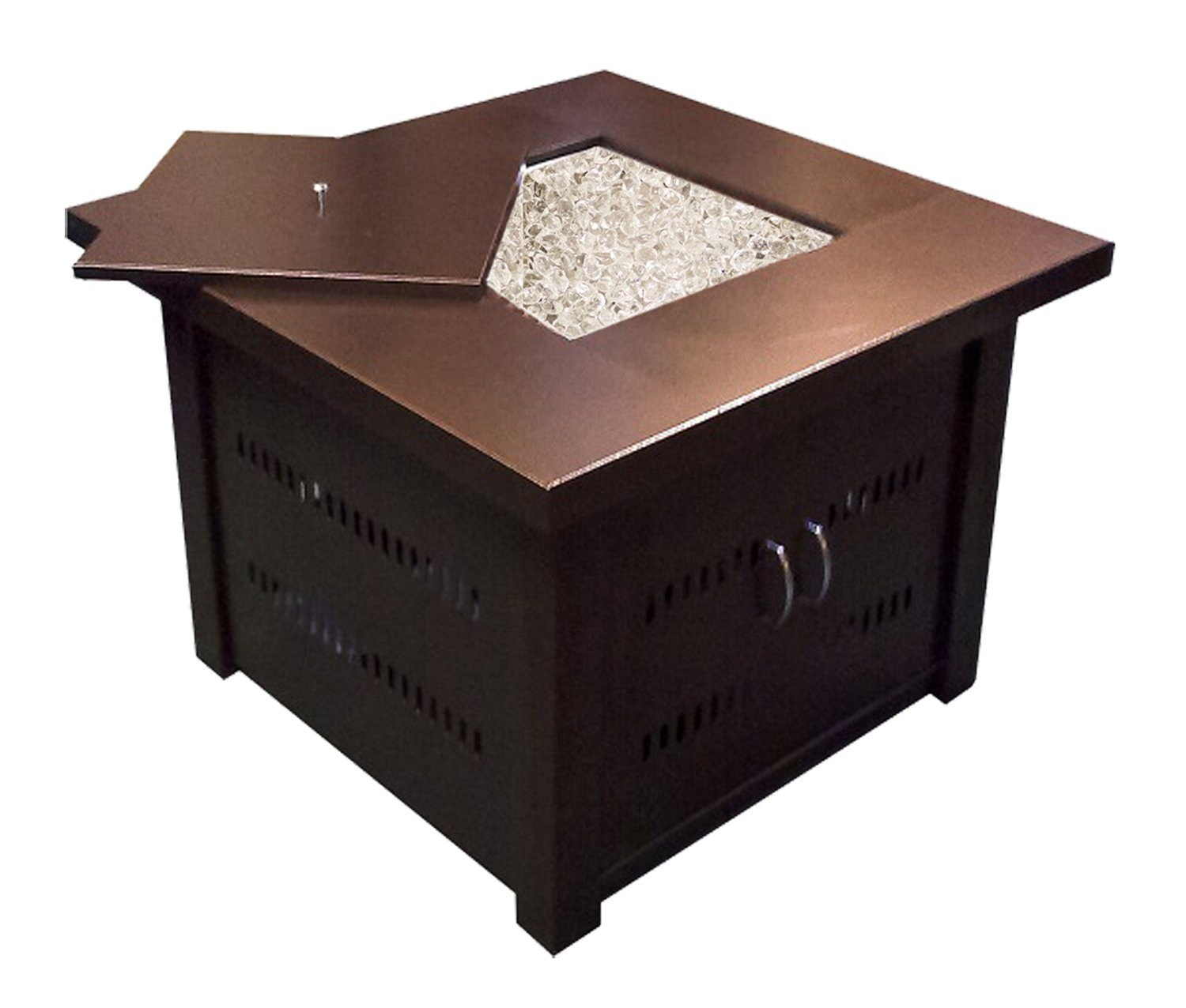 Best AZ Patio Heaters GS-F-PC Propane Fire Pit