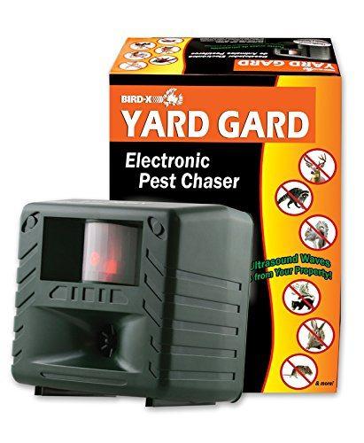 Best Bird-X Yard Gard Electronic Animal Repeller Review