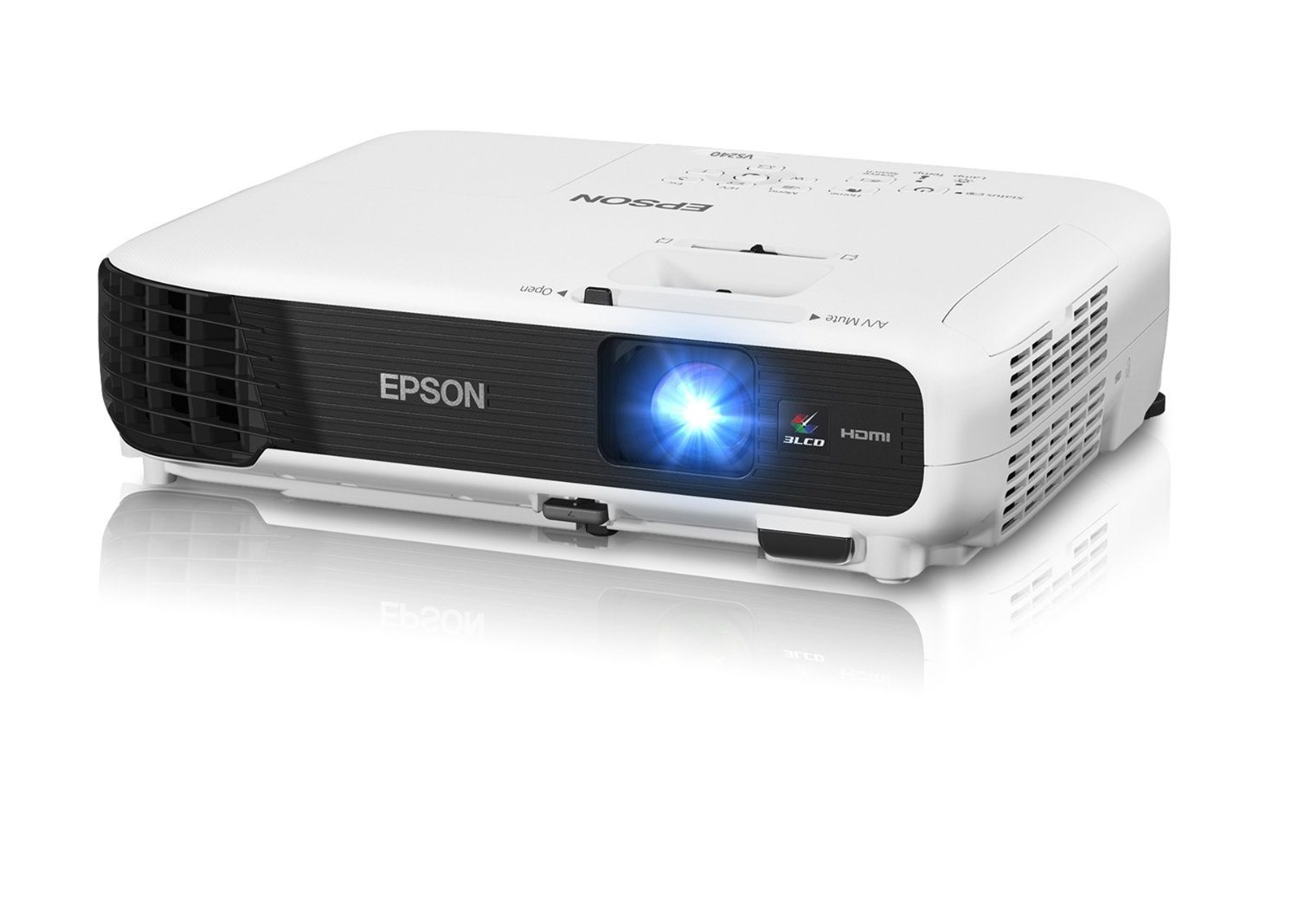 Best Epson VS230 SVGA 3LCD Projector, 2800 Lumens Color Brightness Review