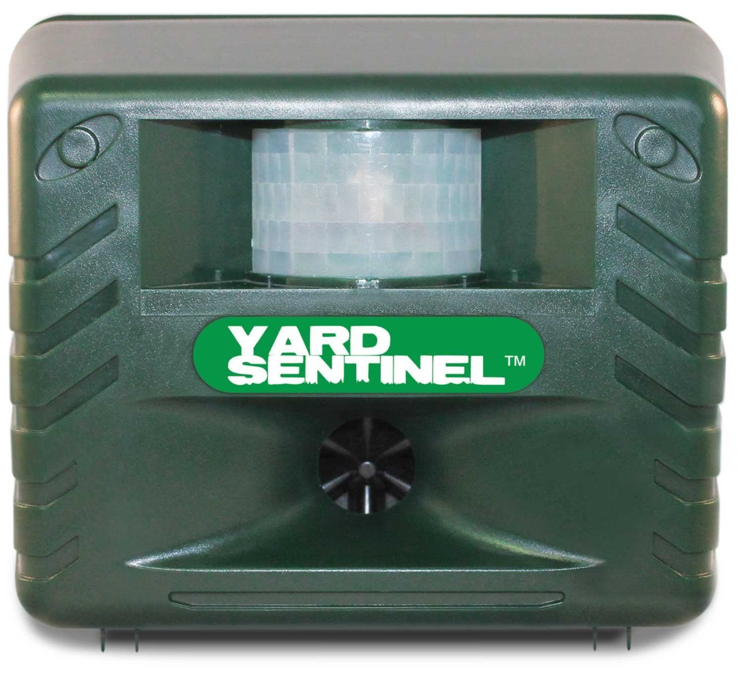 Best Yard Sentinel Outdoor Electronic Pest Animal Ultrasonic Repeller Review