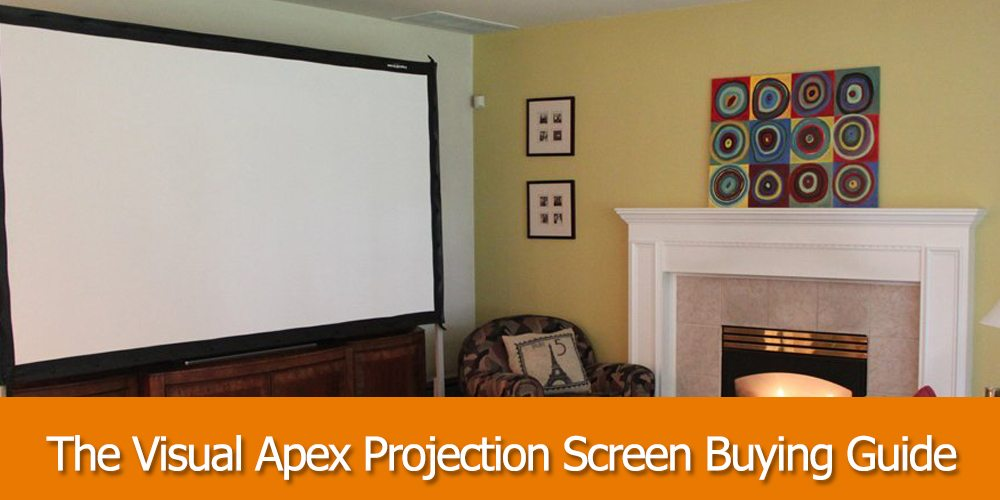 The Visual Apex Projection Screen Buying Guide Review