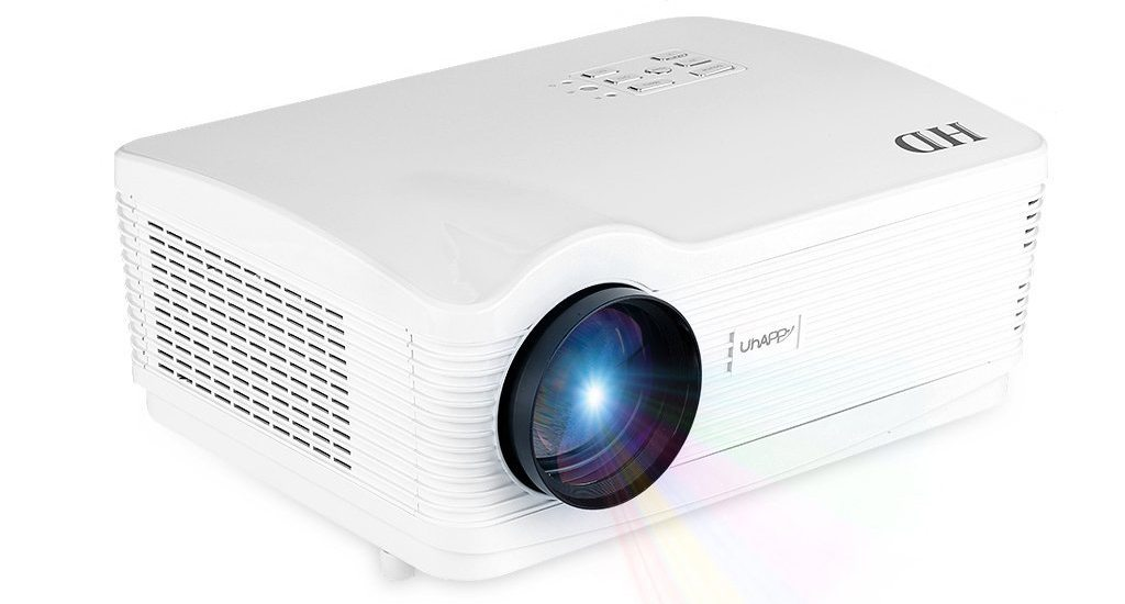 Uhappy HD Video Projector