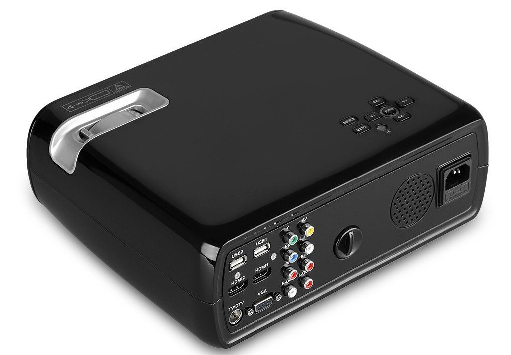 The top 3 uhappy projectors outdoor movie hq for Best mini projector for presentations