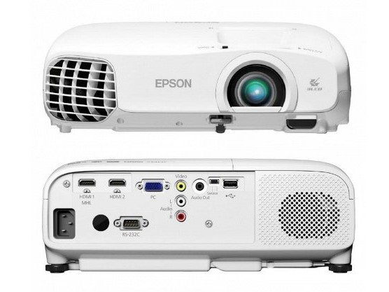 Epson EX3220 Projector Review
