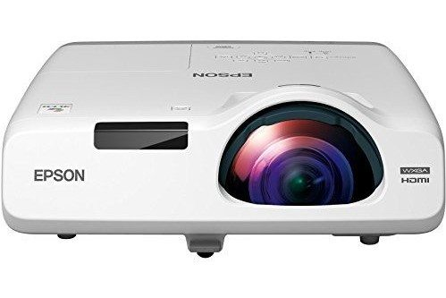 The Epson EMP535W Powerlite Projector Review