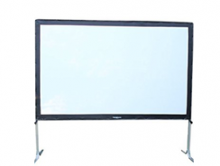 Visual Apex – Portable Outdoor Projector Screen
