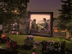 What You Need to Consider Before Renting an Outdoor Theater